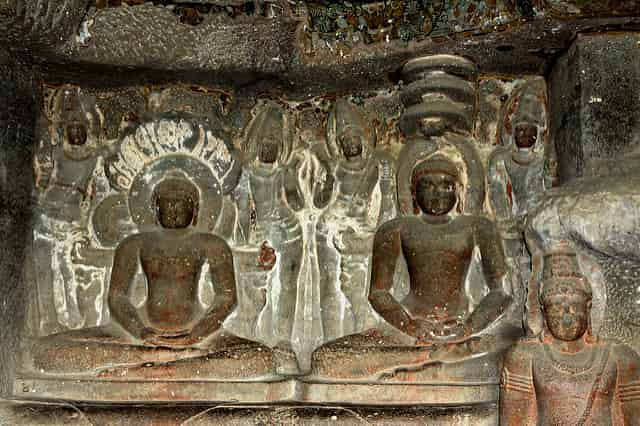 Mahavir-Jain-in-Ellora-Caves
