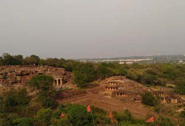 Udayagiri-and-Khandagiri-caves-group-is-a-historical-asset-of-Orissa